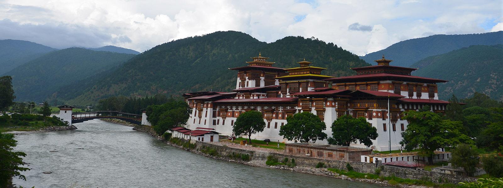 Punakha Dzong Fortress