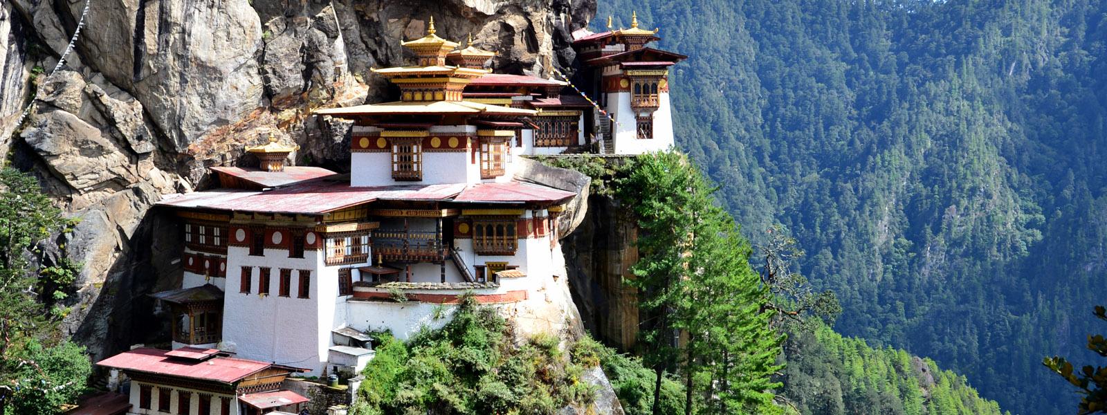 Taktsang, Tiger's Nest Monastery