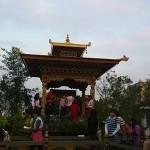 Bhutan Pavilion in Taipei