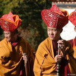 Bhutanese Buddhist Monks