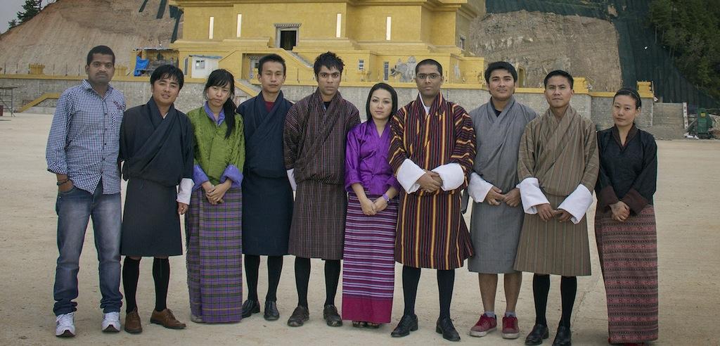 Little Bhutan Team