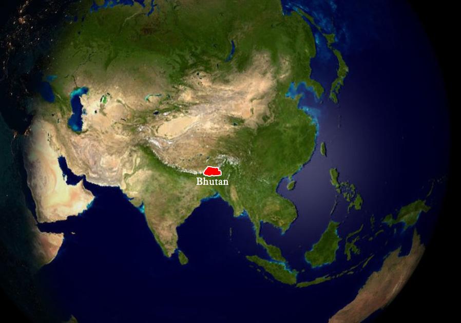 Where is Bhutan?