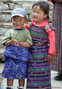 Bhutanese Children