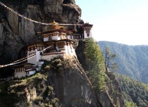 Taktsang Tiger's Nest Monastery