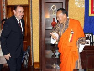 Turkish Ambassador meets Bhutanese Prime Minister