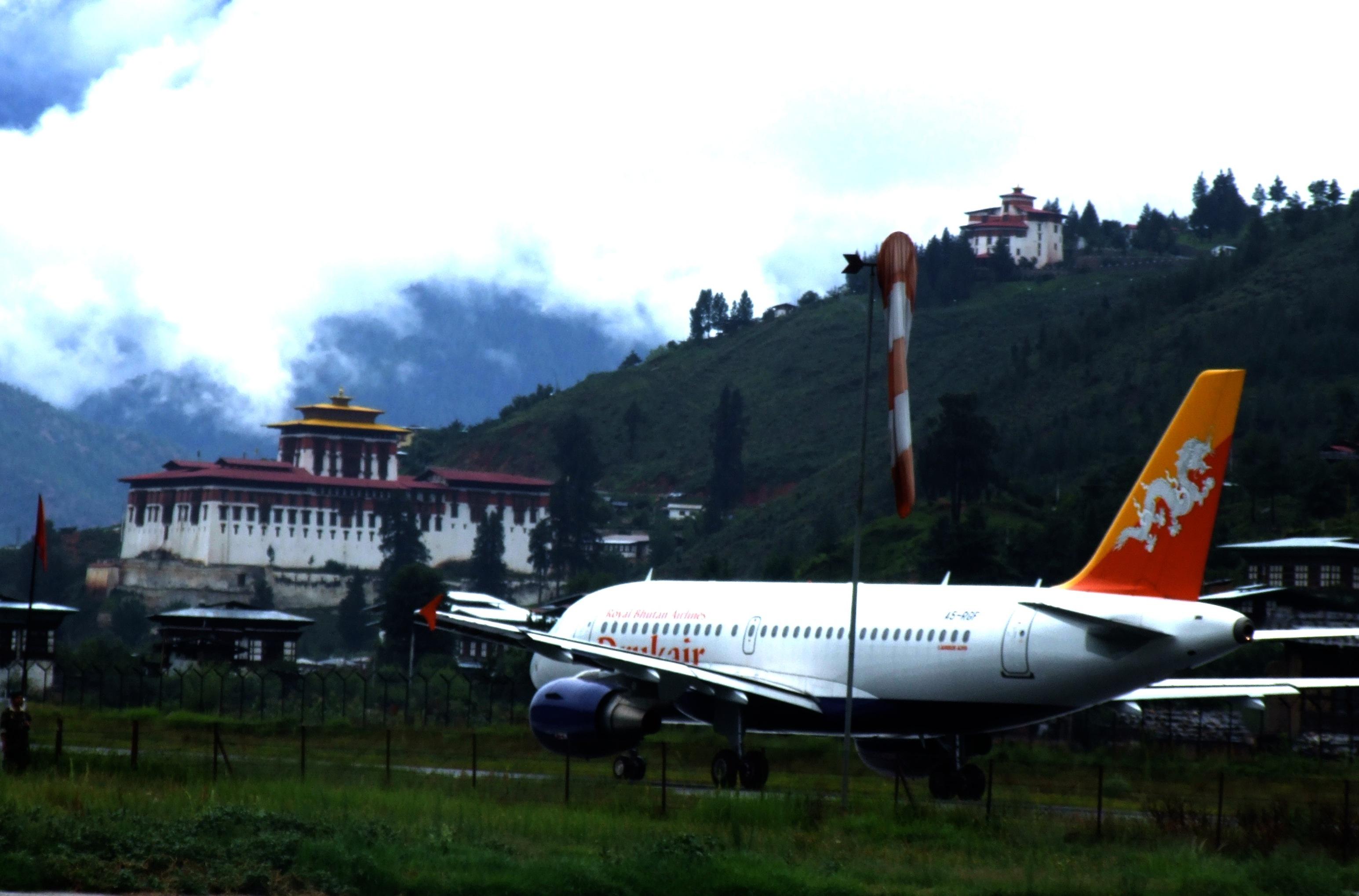Drukair Air Connects Singapore Little Bhutan