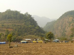 Pantang village