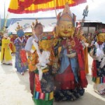 Kadam Goenpa Tshechu in Mongar ends yesterday