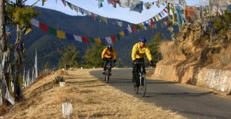 Bhutan Mountain Biking Cycling
