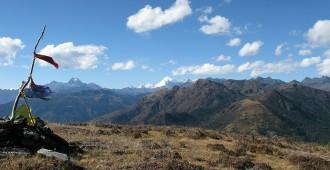 Bhutan Mountains Drukpath