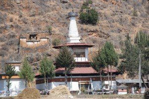 Dungtse Lhakhang, Paro