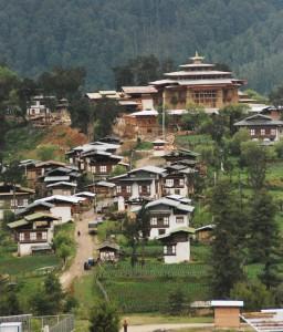 Gangtey Gonpa