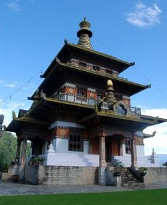 Khamsum Yueling Monastery