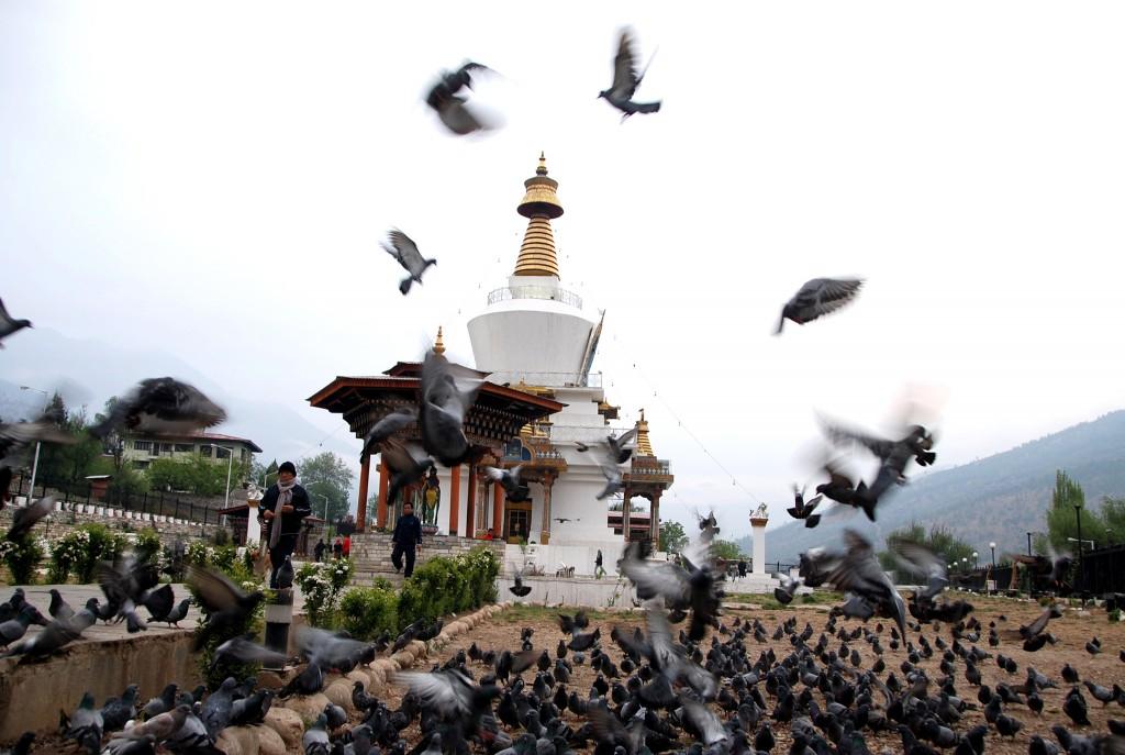 Thimphu Memorial Chorten