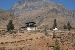 Tachhogang Lhakhang, Paro