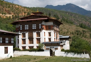 National Library of Bhutan