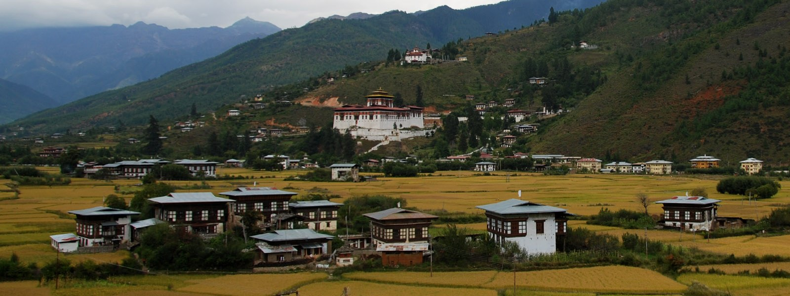 Image result for paro valley in Bhutan