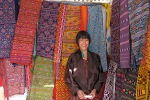 Bhutanese Textile Showcase