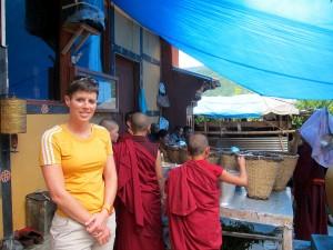 Carolin Sell Bhutan 2