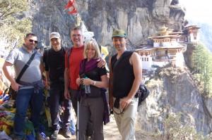 Mr. Simon Rowntree & friends from Australia