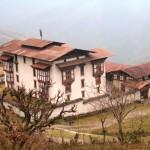 Kuenga Rabten Palace