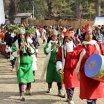 Chibdrel procession