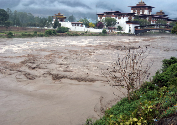 Punakha (GLOF Flood in 1994)