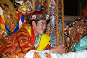 HM King Jigme Khesar Namgyel Wangchuck, The 5th King of Bhutan