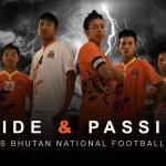 Bhutan National Football Team