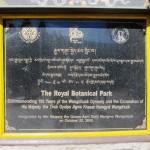 The Royal Botanical Park, Lamperi, Bhutan