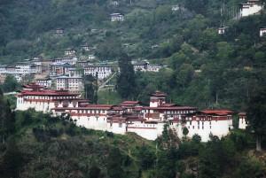 Trongsa Choetse Dzong
