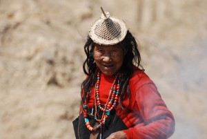 Layaps – a nomadic community from Laya and Lunana in Gasa Dzongkhag live at some of the highest habitable altitudes. They are distinct in that they have their own dress code. Legend goes that the conical hats were a privilege accorded to the nomads by Guru Rinpoche.