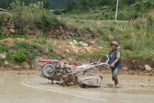 Paro has the highest number of power tillers in the country at 485. So far, Bhutan has received over 3,323 power tillers from Japan over a period of 26 years.